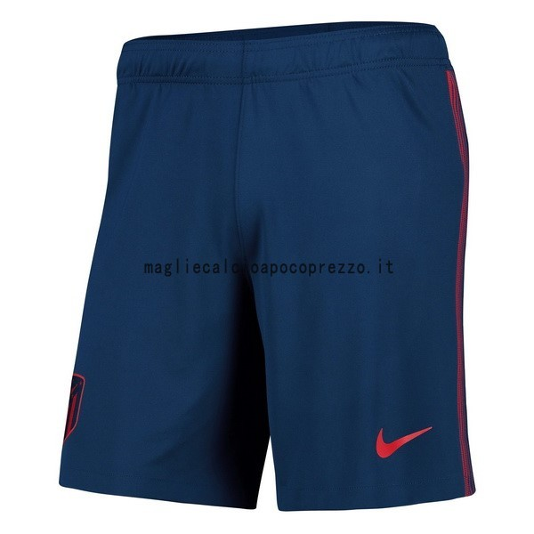 Seconda Pantaloni Atlético Madrid 2020 2021 Blu
