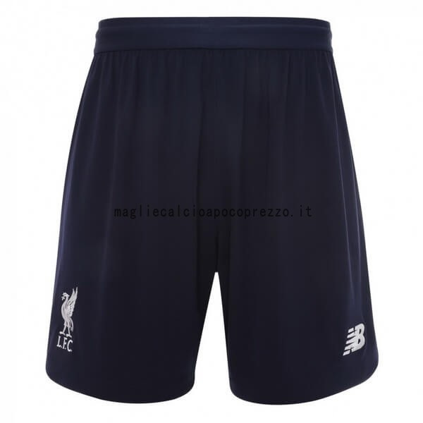 Seconda Pantaloni Liverpool 2019 2020 Blu Navy