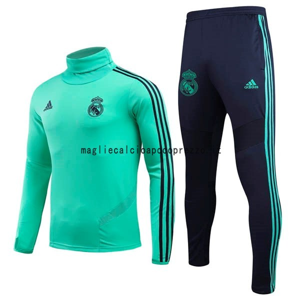 Giacca Real Madrid 2020 2021 Verde