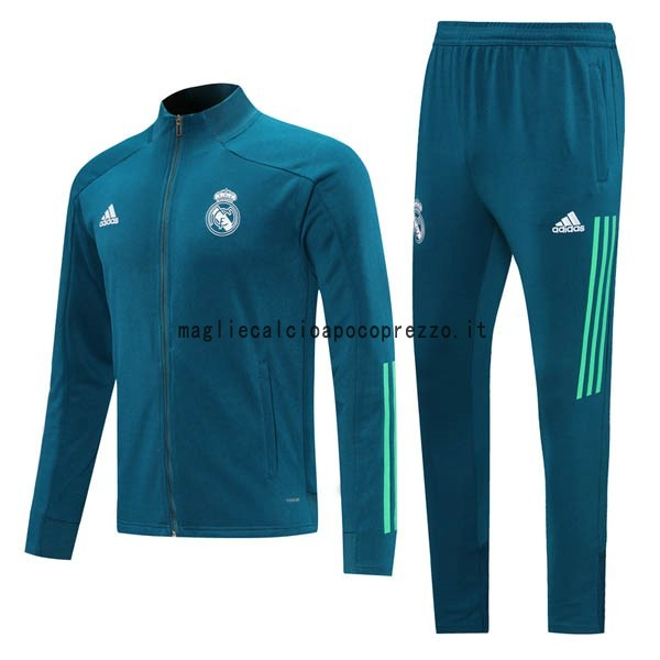 Giacca Real Madrid 2020 2021 Verde Navy